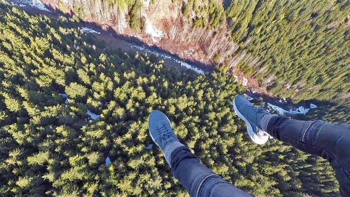 Soñar con miedo a las alturas