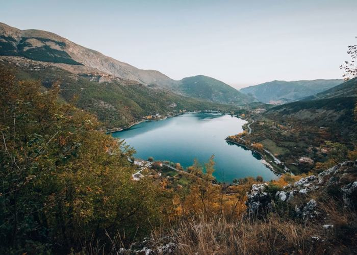Soñar con un lago