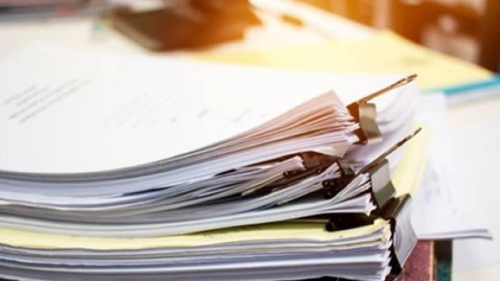 soñar con documentos