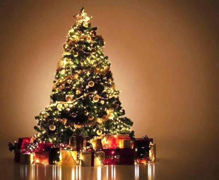 soñar con arbol de navidad