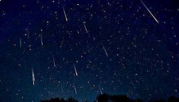 Significado de Soñar con Lluvia de Estrellas Fugaces