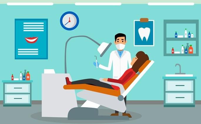 soñar con dentista