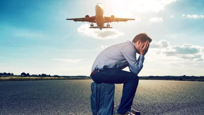 soñar con perder un avion
