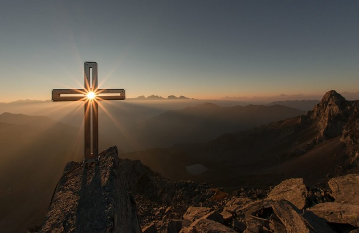 soñar con cruz
