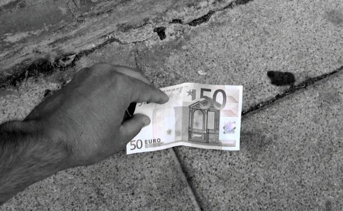 soñar con encontrar billetes