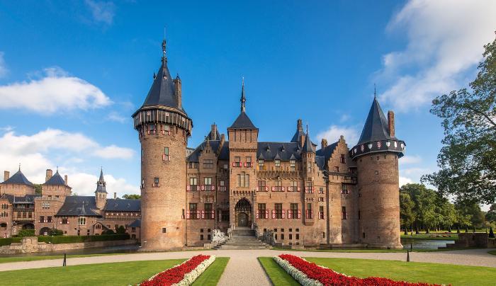 soñar con castillo